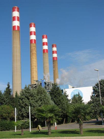 نیروگاه نکا (انجمن برق تهران)